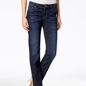 "KUT from the Kloth ""Stevie"" Straight leg Jeans"